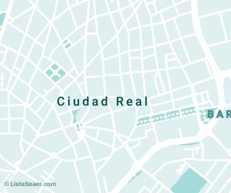 mapa de ciudadreal